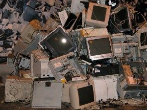 Decades of toxic electronic waste